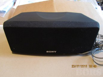 KODUKINO SONY TA-VE 100 AMPLIFIER JA SUBWOOFER SONY SA-W10