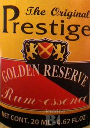 GOLDEN RESERVE RUM ESSENTS