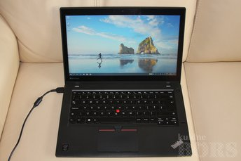 LENOVO THINKPAD T450 TOUCH I5 8GB 256GB SSD GARANT