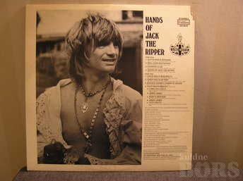 "LORD SUTCH AND HEAVY FRIENDS ""HANDS OF JACK THE RIPPER"""