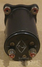 30 VDC VOLTMETER FROM RUSSIAN MILITARY AIRCRAFT