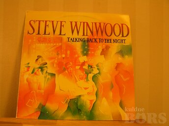"STEVE WINWOOD ""TALKING BACK TO THE NIGHT"""