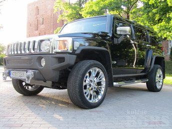 HUMMER H3 AMG FACELIFT LUXURY CHROME 3.7 180 kW -08