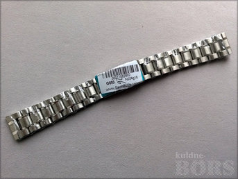 18MM BRACELET 175MM. STAINLESS STEEL