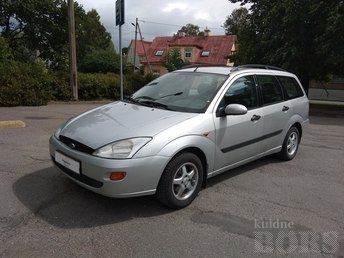 AUTORENT FORD FOCUS UNIVERSAAL