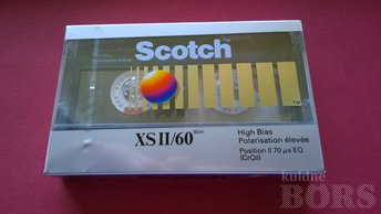 SCOTCH XSII 1990 USA VERSION