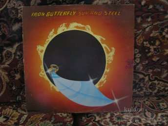 "IRON BUTTERFLY ""SUN AND STEEL"""