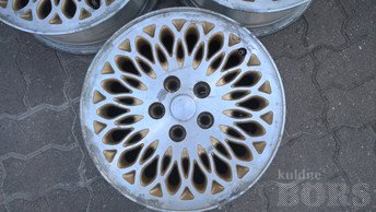 "CHRYSLER GRAND VOYAGER 3 VALUVELGE16"" 5X114.3"
