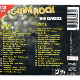 GLAM ROCK THE CLASSICS: 2
