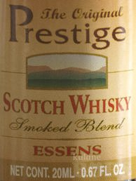 SCOTSH WHISKY SMOKED BLEND ESSENTS