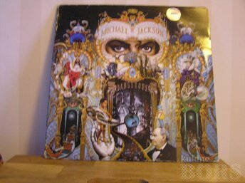 "MICHAEL JACKSON ""DANGEROUS"" 2LP"
