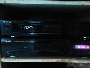 TEAC CD-1100 COMPACT DISC PLAYER