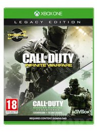 CALL OF DUTY INFINITE WARFARE LEGACY EDITION XBOX ONE