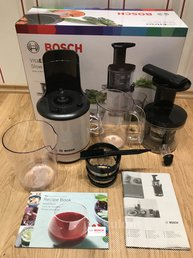 AEGLANE MAHLAPRESS / SLOW JUICER BOSCH VITA EXTRACT: Juicer6