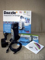 DAZZLE HOLLYWOOD DV-BRIDGE (PC/MAC)