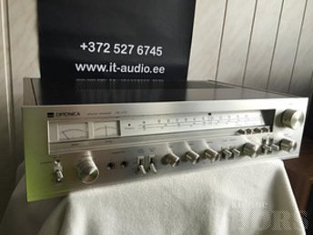 SHARP OPTONICA SA-2121H AM/FM STEREO RECEIVER