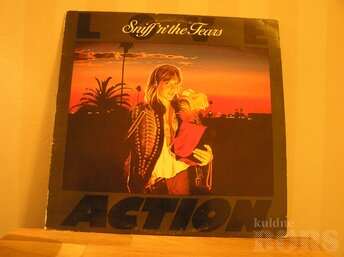 "SNIFF 'N' THE TEARS ""LOVE / ACTION"""