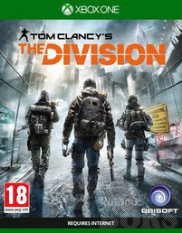 TOM CLANCYS THE DIVISION XBOX ONE XB1