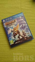 PS4 RATCHET & CLANK 2016