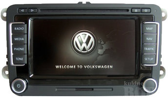 VW RNS510: VW RNS510 LED