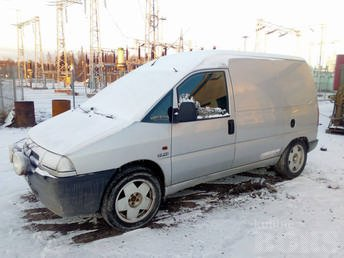 CITROEN JUMPY -99