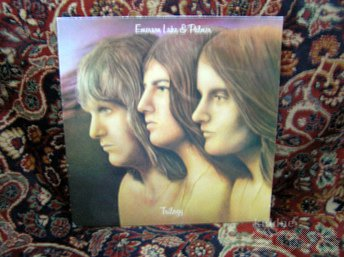"EMERSON LAKE & PALMER ""TRILOGY"""