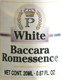 WHITE BACCARA ROM ESSENTS