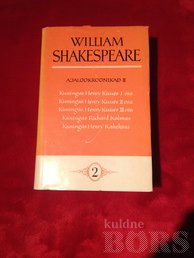 AJALOOKROONIKAD (2. OSA) WILLIAM SHAKESPEARE
