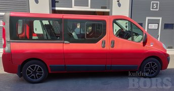 RENAULT TRAFIC 1.995 66 kW
