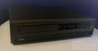LUXMAN D-007 CD-TRANSPORT