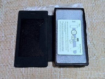 NOKIA LUMIA 930 COVER KRUSELL BLACK