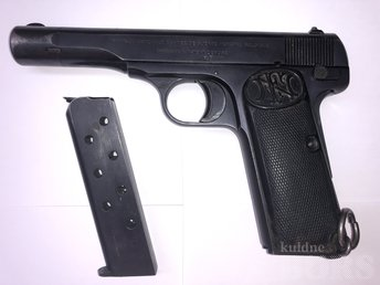 BROWNING-FN 9MM BR SHORT