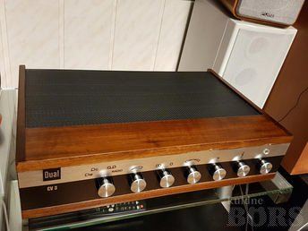 DUAL CV 3 STEREO INTEGRATED AMPLIFIER