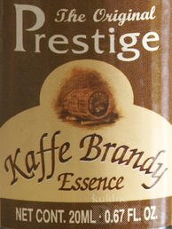 KAFFE BRANDY ESSENTS