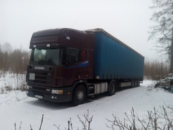 SCANIA R144 LA4X2NA460 14.2 DS 338 kW -99