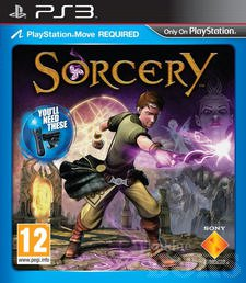 SORCERY PS3 MOVE