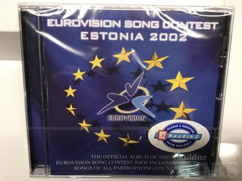 EUROVISION SONG CONTEST ESTONIA 2002: Plaat1
