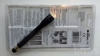 MAGLITE BLACK MINI MAG AAA