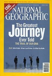 NATIONAL GEOGRAPHIC 2006 MARCH. VOL. 209. NO. 3