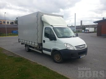 IVECO DAILY TENT 2.3 85 kW