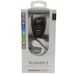 TOMTOM RUNNER 3 CARDIO +MUSIC +BLUETOOTH HEADPHONES GPS SPORDIKELL UUED!