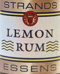 LEMON RUM ESSENTS