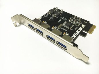 APPLE MAC PRO 2008 2012 USB 3.0 PCI E 4 PORT