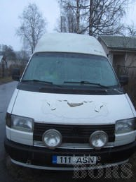 VW MULTIVAN TUNING MAXI 2.4 57 kW -92