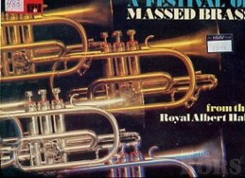 A FESTIVAL OF MASSED BRASS