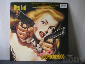 "MEAT LOAF ""WELCOME TO THE NEIGHBOURHOOD"""