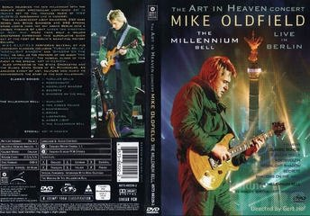 MIKE OLDFIELD - THE MILLENNIUM BELL: pilt1