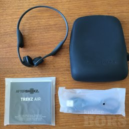 AFTERSHOKZ TREZ AIR GREY KÕRVAKLAPID, USED