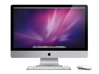 27'' APPLE IMAC 11.1 - 2.8GHZ CORE I7 - HDD 500GB - GARANTII