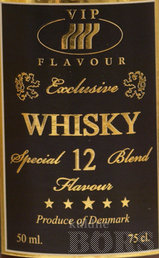 EXCLUSIVE WHISKY SPECIAL 12 BLEND ESSENT